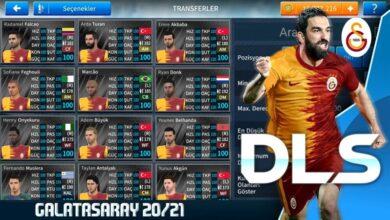 DLS 2021 - 2020 Galatasaray Modu Hileli Apk İndir