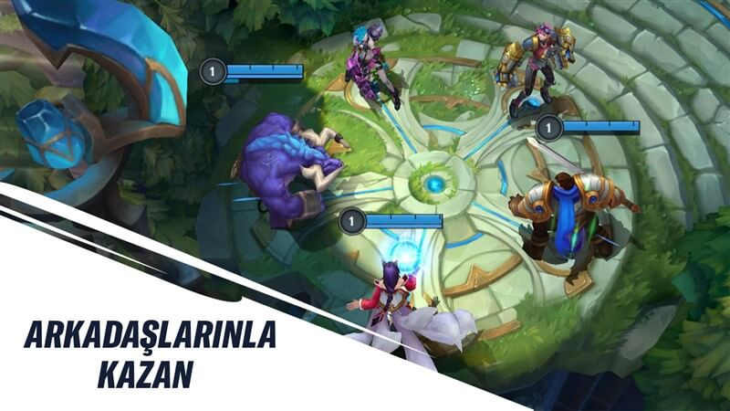 League of Legends (Lol) Wild Rift Apk İndir