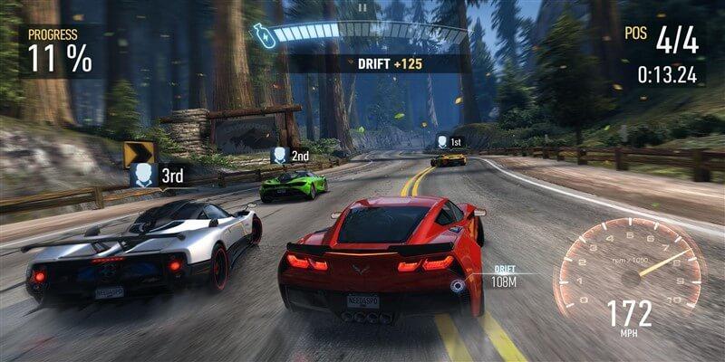 Need For Speed No Limits Hileli Apk