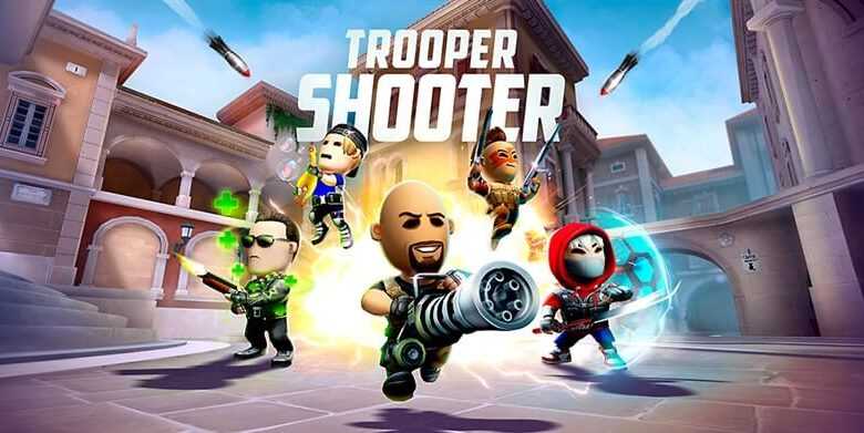 Trooper Shooter Hileli Apk İndir