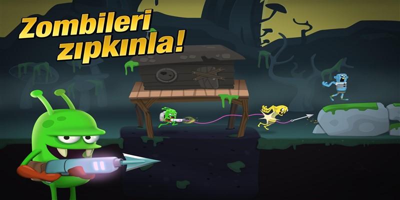 Zombi Avcıları Hileli Apk
