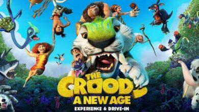 Crood'lar 2 Yeni Bir Çağ İndir Türkçe 1080P
