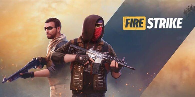 Fire Strike Online Hileli Apk