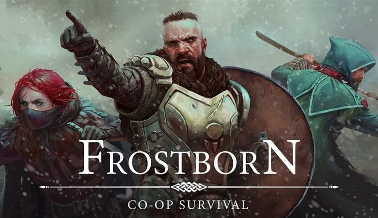 Frostborn Apk İndir