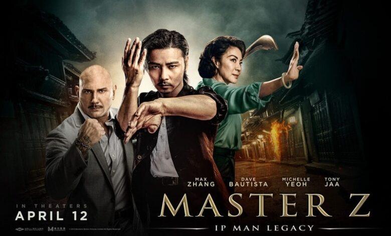 Usta Z Ip Man'in Mirası İndir Türkçe Dublaj 1080P