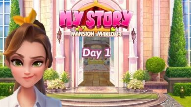 My Story Mansion Makeover Hileli Apk İndir