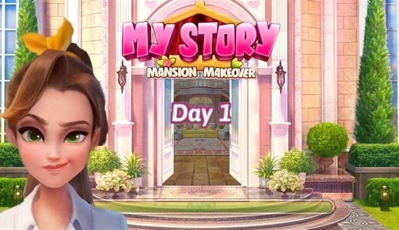 My Story Mansion Makeover Hileli Apk İndir