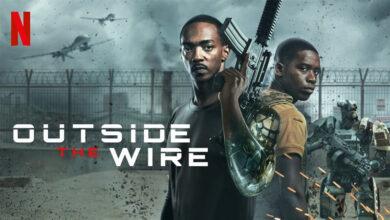 Outside the Wire İndir Türkçe Dublaj 1080P