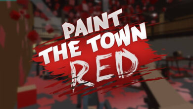 Paint the Town Red İndir