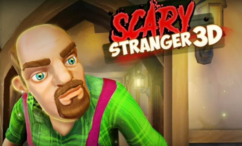 Scary Stranger 3D Hileli Apk İndir