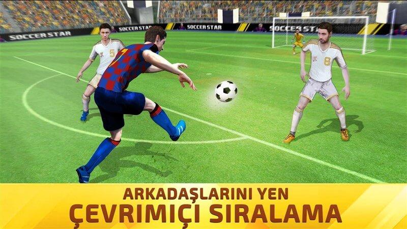 Soccer Star 2021 Top Leagues Hileli Apk