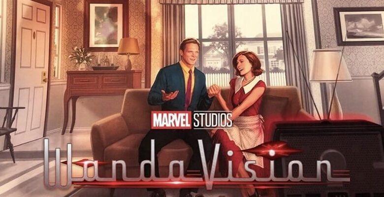 WandaVision İndir Tüm Bölümler Türkçe 1080P