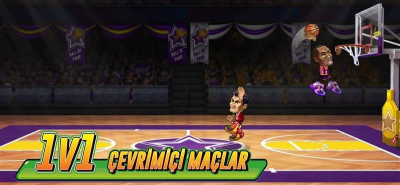 Basketbol Arena Apk İndir