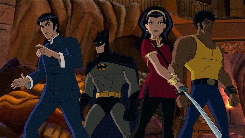 Batman Ejderhanın Ruhu İndir