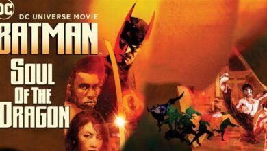Batman Ejderhanın Ruhu İndir Türkçe Dublaj 1080P