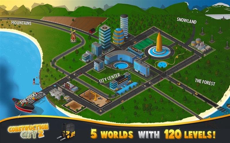 Construction City 2 Hileli Apk