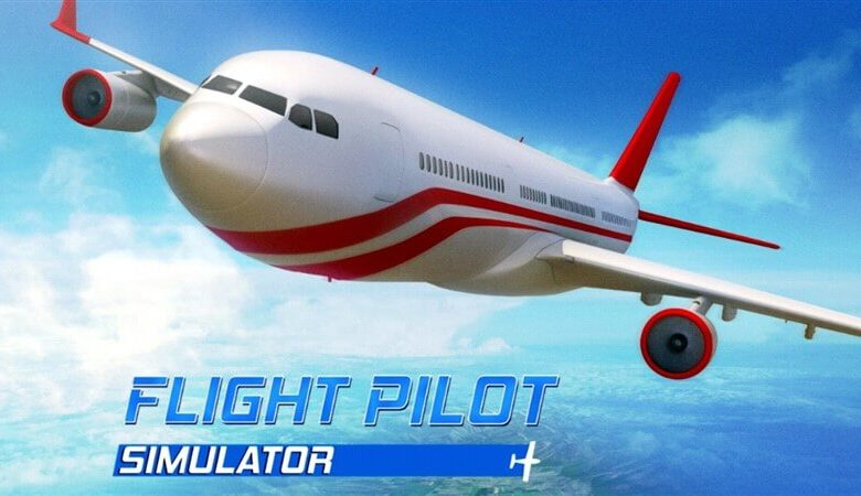 Savaş Pilotu Simülatörü 3B Hileli Apk İndir
