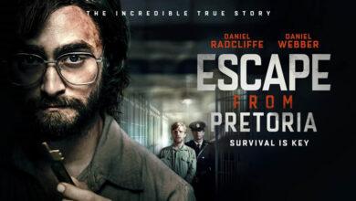 Pretoria'dan Kaçış İndir Türkçe Dublaj 1080P