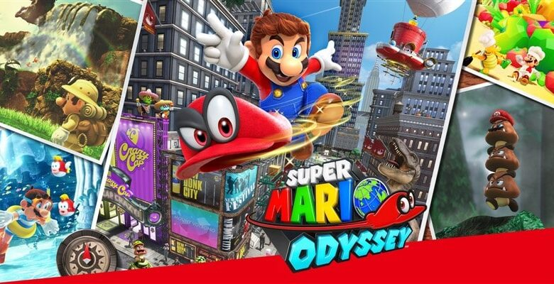 Super Mario Odyssey İndir Full