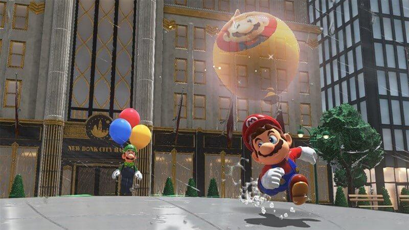 Super Mario Odyssey İndir