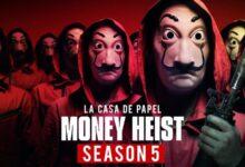 La Casa De Papel 5. Sezon Tüm Bölümler TR Dublaj&Altyazı