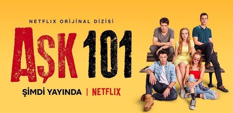 Aşk 101 2. Sezon İndir